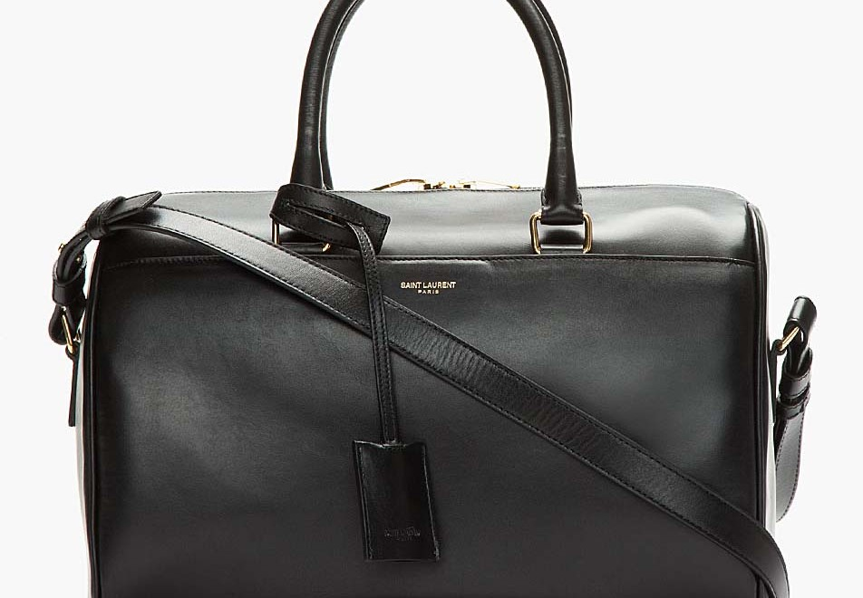 Saint_laurent_Black_Leather_Duffle_6_Bag_1